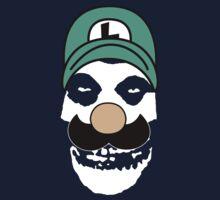 Misfit Luigi One Piece - Short Sleeve