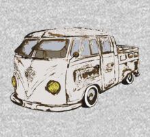 vw bulli t1 DOKA no.2 by derP