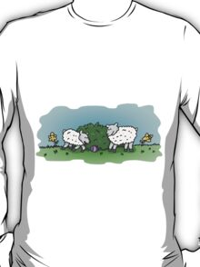 Lamb Easter Egg Hunt T-Shirt