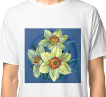 Daffodils - the joys of spring  Classic T-Shirt