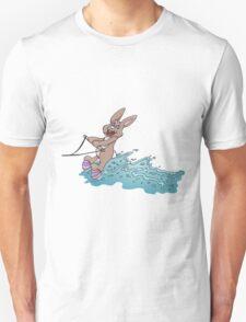 Extreme Easter Bunny Sports Unisex T-Shirt