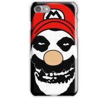 Misfit Mario iPhone Case/Skin