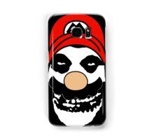 Misfit Mario Samsung Galaxy Case/Skin