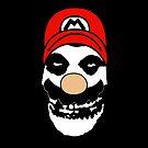 Misfit Mario by cudatron