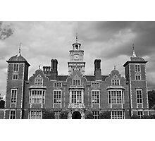 Blickling Hall Photographic Print