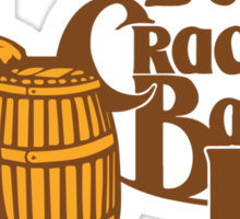 Cracker Barrel Roll Sticker