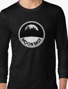 Moon Base - Star Cops Long Sleeve T-Shirt