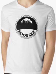 Moon Base - Star Cops Mens V-Neck T-Shirt