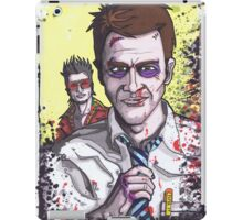 Fight Club #3 Tyler and I just gave it a name iPad Case/Skin