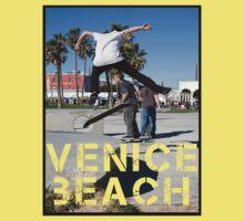 Venice Beach Fashion T-Shirt Kids Clothes