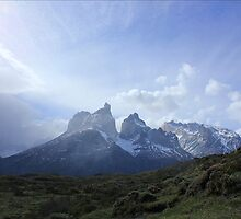 Torres Del Paine by maashu