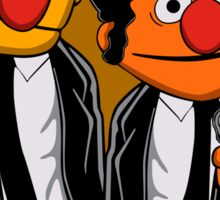 Pulp Muppet Street Sticker