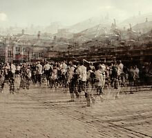 covent garden by Ingz