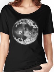 Woman in the Moon Women's Relaxed Fit T-Shirt