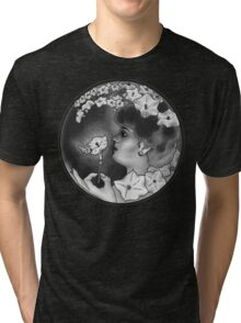 Woman in the Moon Tri-blend T-Shirt