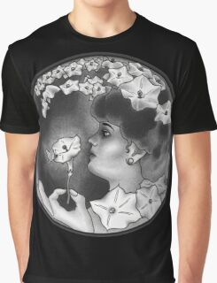 Woman in the Moon Graphic T-Shirt