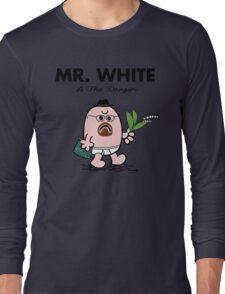 MR. WHITE!! Long Sleeve T-Shirt