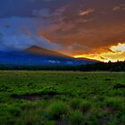 A Stormy Day's End by Diana Graves Photography