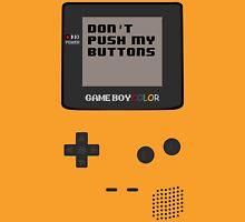 Nintendo - Don't Push My Buttons (Gameboy Color) Unisex T-Shirt