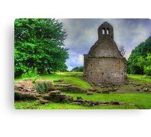 Kinneil Church Canvas Print