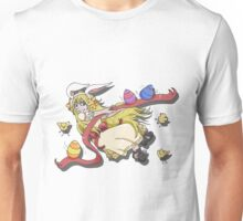 Attack of the Easter Bunny Unisex T-Shirt