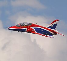 Solo Hawk Display 2012 - Dunsfold by Colin  Williams Photography