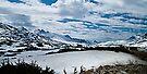 Summit Lake in Winter by Yukondick