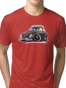 VW Beetle (Custom H) Tri-blend T-Shirt
