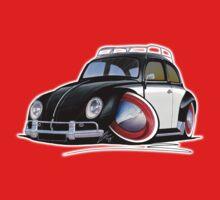 VW Beetle (Custom I) One Piece - Short Sleeve