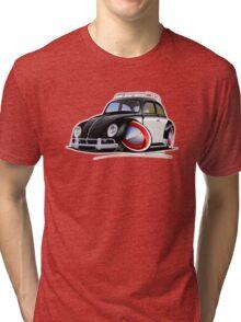 VW Beetle (Custom I) Tri-blend T-Shirt