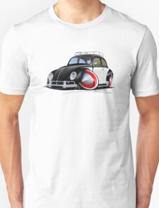 VW Beetle (Custom I) Unisex T-Shirt