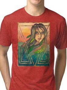 TuCamino Maiden Tri-blend T-Shirt