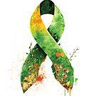 green ribbon by erdavid