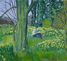 Among the Daffodills by James  Holland