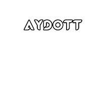 AyDott IPhone case by ClansUnited