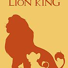 The Lion King by CitronVert