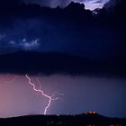 Zeus' Thunderbolts, Peloponnese, Greece by Giles Clare