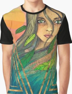 TuCamino Maiden Graphic T-Shirt