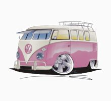 VW Splitty (11 Window) G Baby Tee