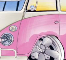 VW Splitty (11 Window) G Sticker