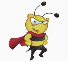 Super Bee - Hands On Hips by DesignWolf