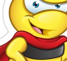 Super Bee - Hands On Hips Sticker