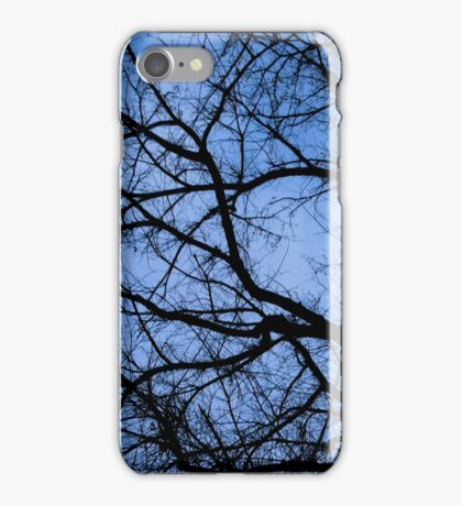 Crazy Branch Silhouette iPhone/iPod Case iPhone Case/Skin
