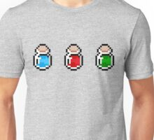 Zelda Potions  Unisex T-Shirt