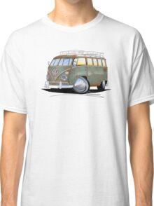 VW Splitty (23 Window) D Classic T-Shirt