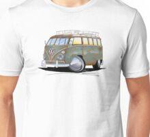VW Splitty (23 Window) D Unisex T-Shirt