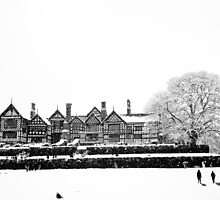 Bramhall Park in the Snow by Darren Taylor