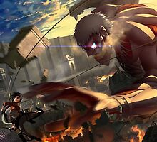 Attack On Titan by SmArtex