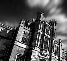 Angled View Coughton Court by StephenRphoto