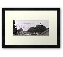 Lightning 2012 Collection 34 Framed Print